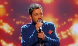 Matt Cardle X Factor winner 2011