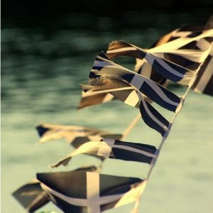 St Piran flags celebrate Cornwall's national day