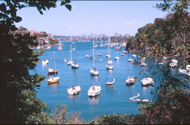 Mosman Bay, Sydney Harbour