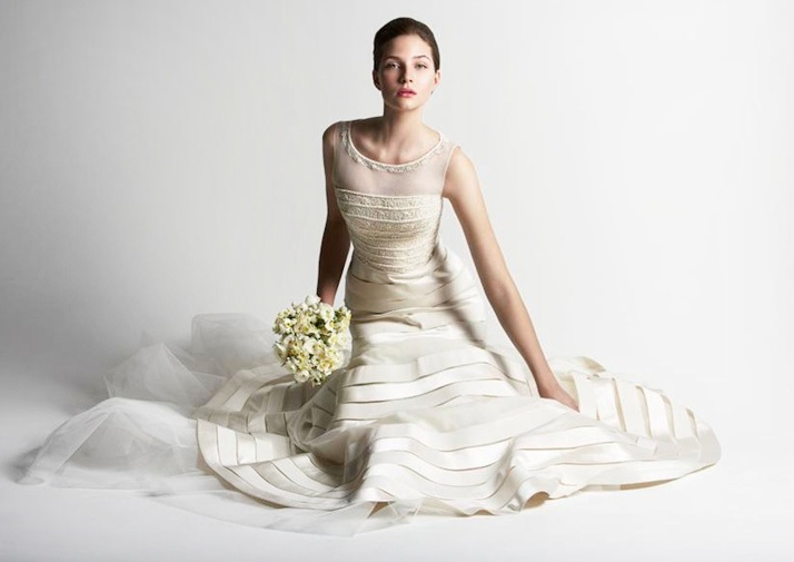 Bruce Oldfield Leonora wedding dress