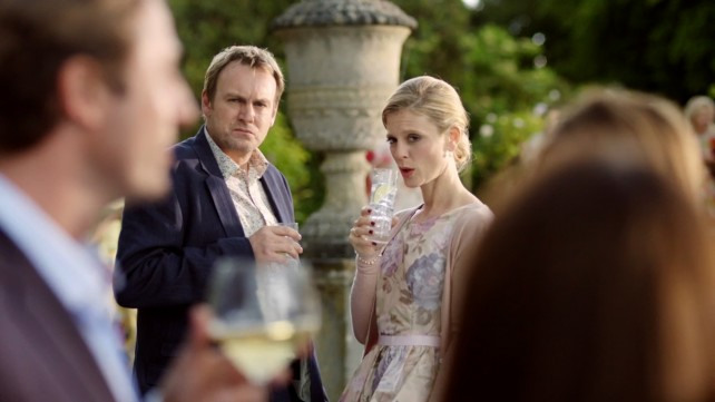 Gordons Gin Garden Party Advert