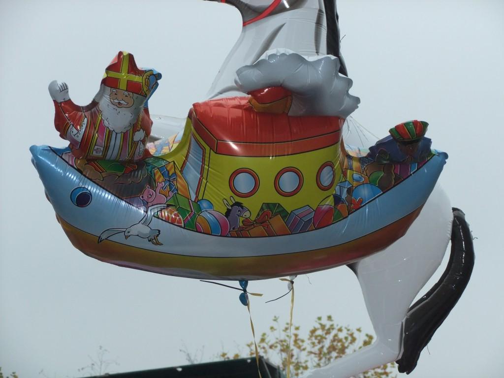 Sinterklaas balloon