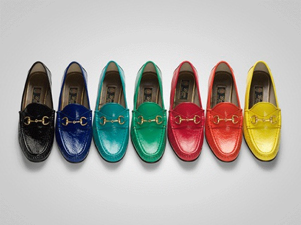 Gucci iconic horsebit loafer