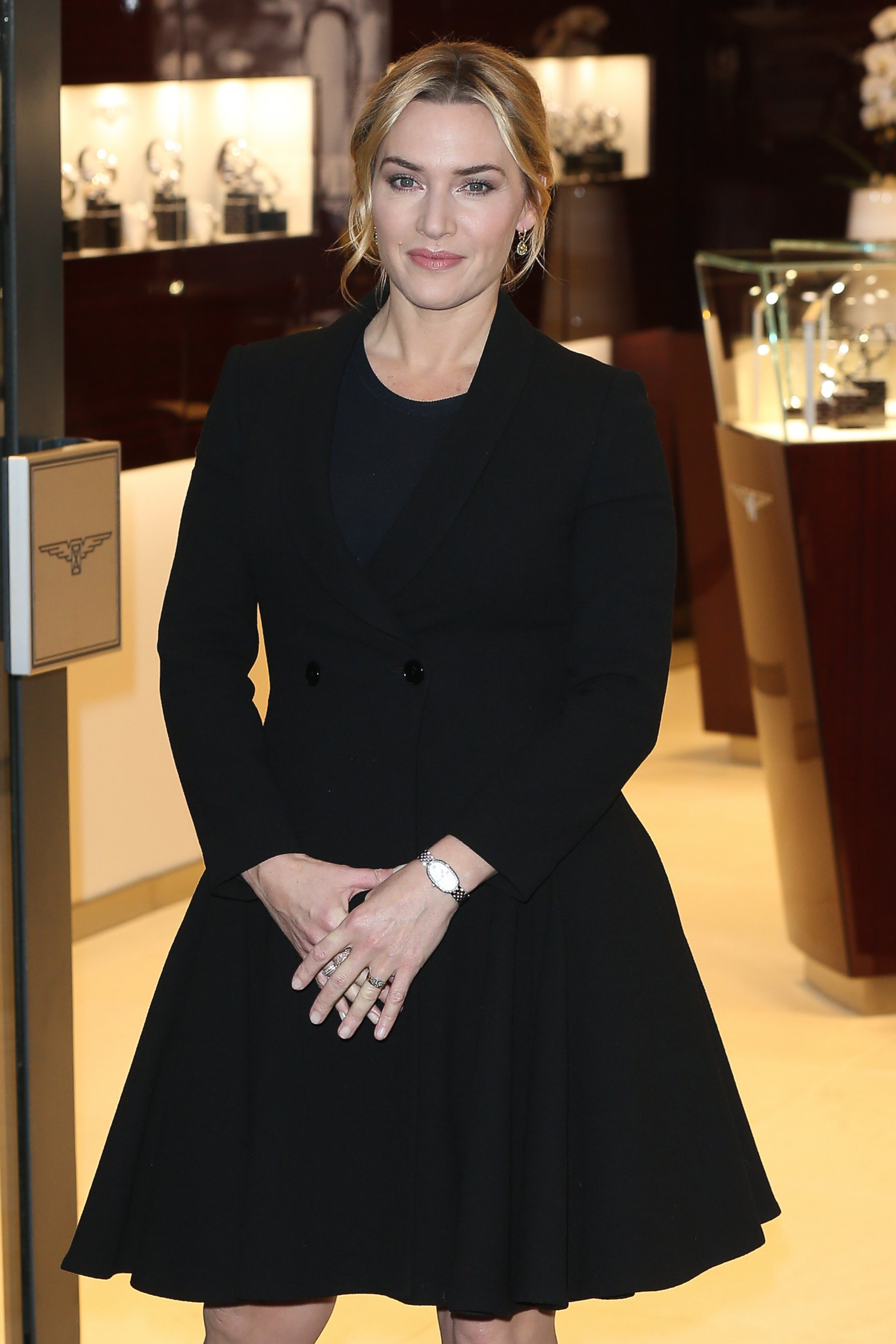 Kate Winslet, Longines, London