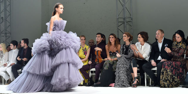 Giambattista Valli couture show autumn:winter 2016